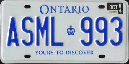 Transfer Licence Plate To New Car